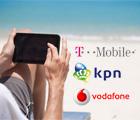 Internet voor tablet in het buitenland