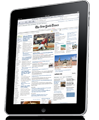 Mobiel internet op tablet