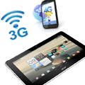 Internet op een tablet met 3G of 4G